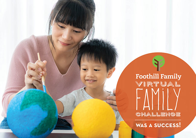 Virtual Family Challenge 2020 Wrap